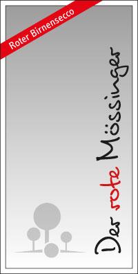 Etikett: Der rote Mössinger