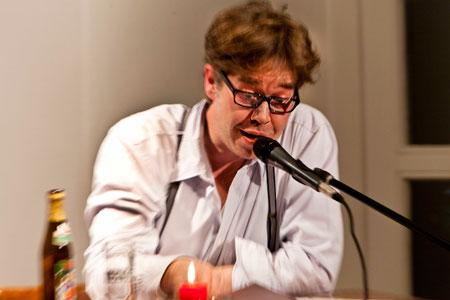 Peter Breuer: Temporeiche Texte